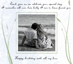 Invaluable image intended for free printable birthday cards for husband romantic