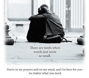 Caring Hugs! Free Sympathy & Condolences eCards, Greeting ... |Hug Messages Sympathy