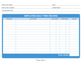daily time sheets - android-app.info