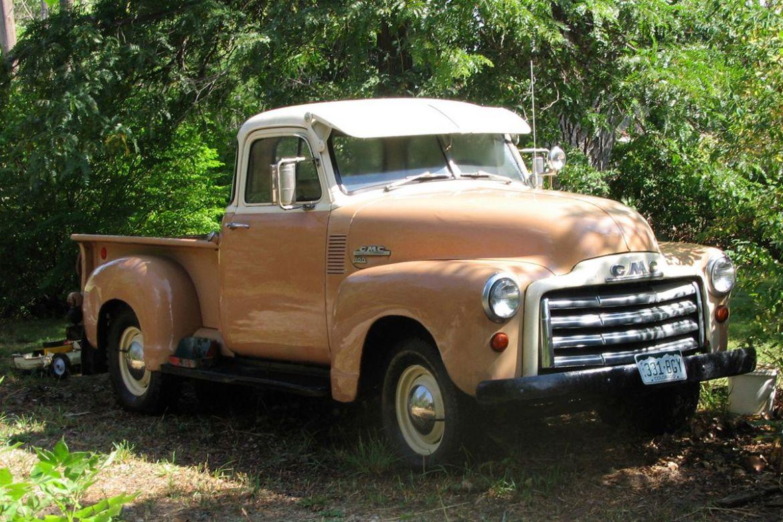 1953 GMC 100 5 window, 1/2 Ton Pick-up - The Stovebolt Forums