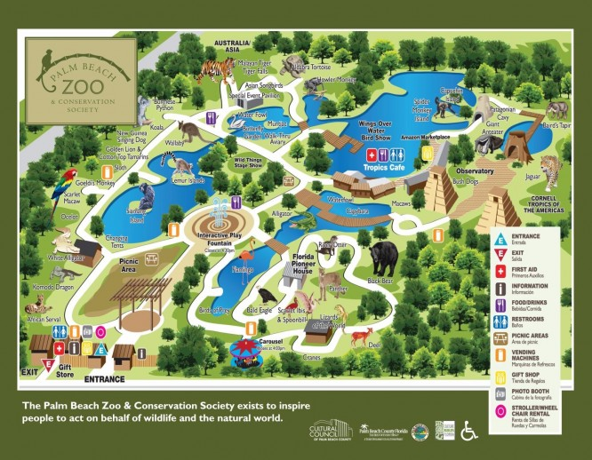 Zoologico De West Palm Beach The Best Beaches In World