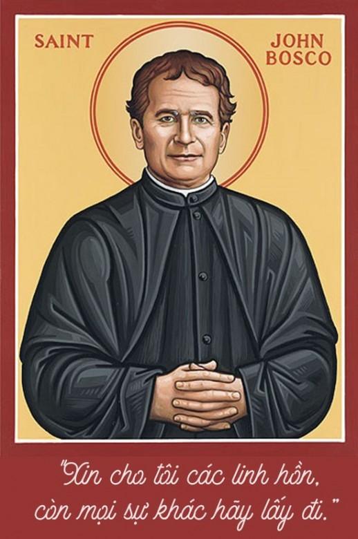 Thánh DON BOSCO (1815-1888)